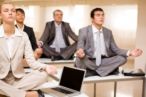 Business Yoga - Yoga für Unternehmen in Leipzig