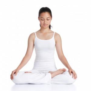 Meditation bei Yogama