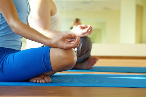 yoga raum