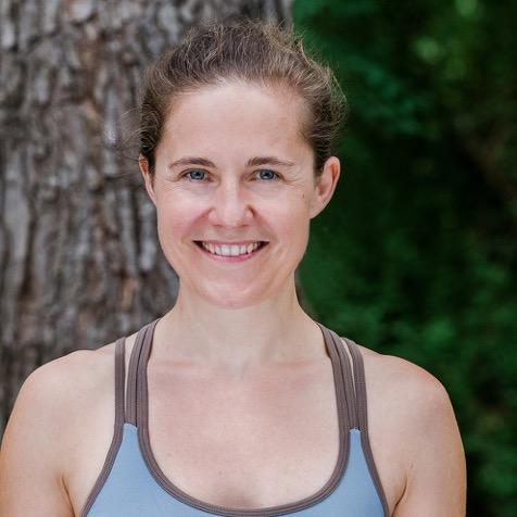 Bild von Yogalehrerin Sonja Riedel
