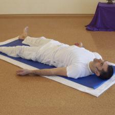 Shavasana - Rückenlage