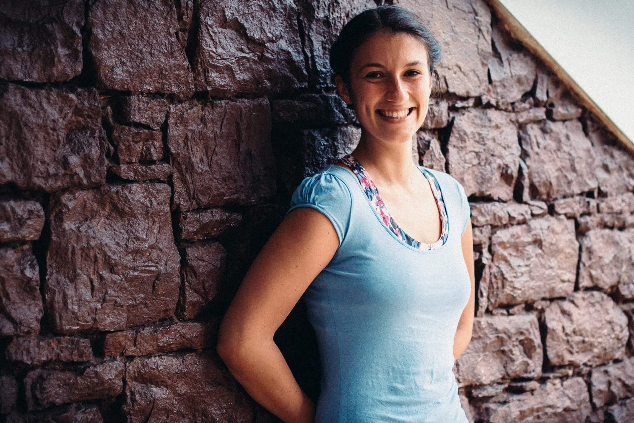 Alexa Yogalehrerin Yogama
